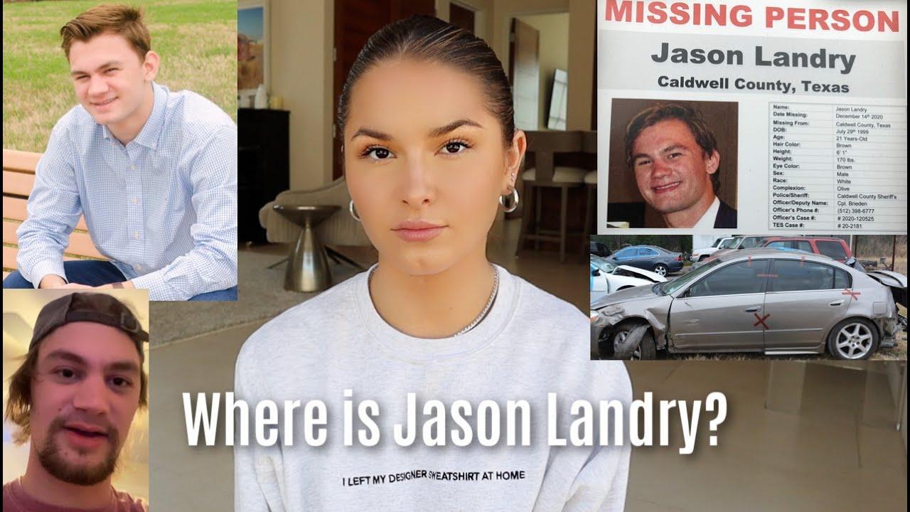 Misteri Menghilangnya Jason Landry