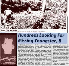 Pencarian Besar-besaran Douglas Legg