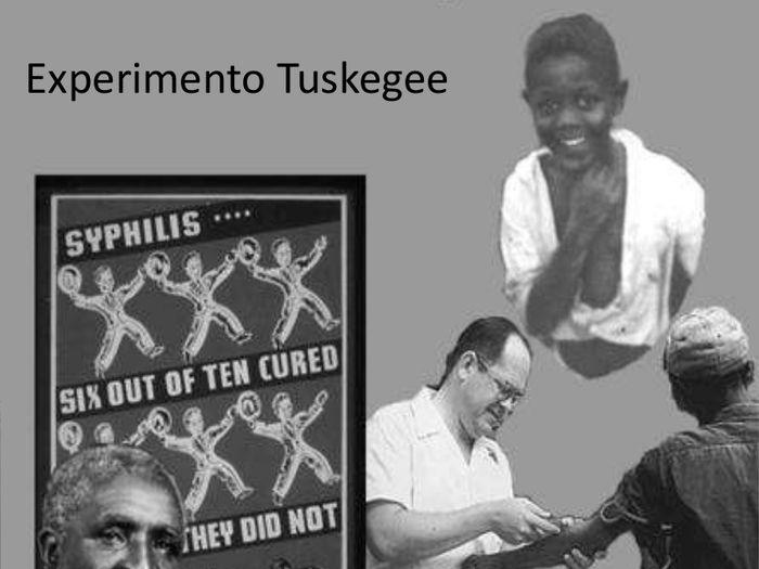 Teori Konspirasi Gila Eksperimen Sifilis Tuskegee