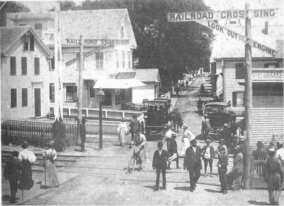 Kota Provincetown Tahun 1890an