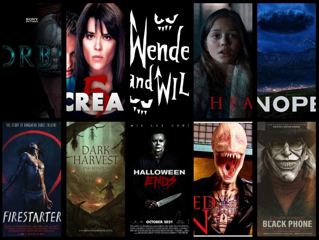10 Film Horor Paling Dinanti Tahun 2022