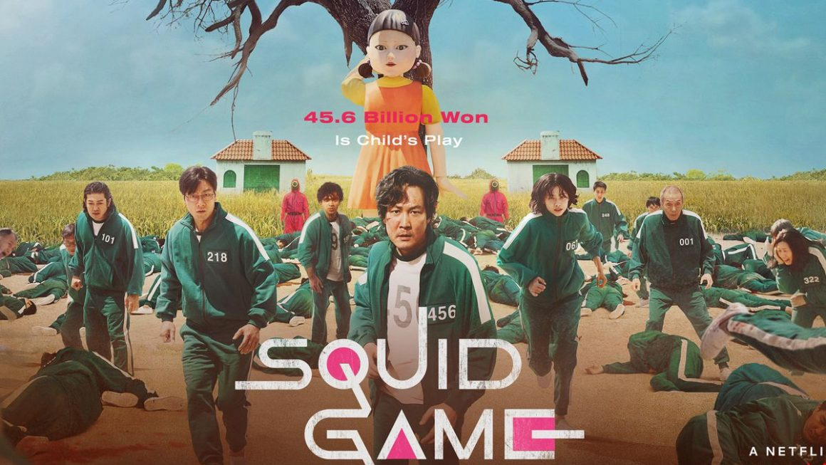 Review Squid Game, Over-hyped Drama Horor