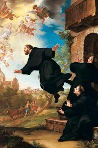 Santo Joseph Terbang