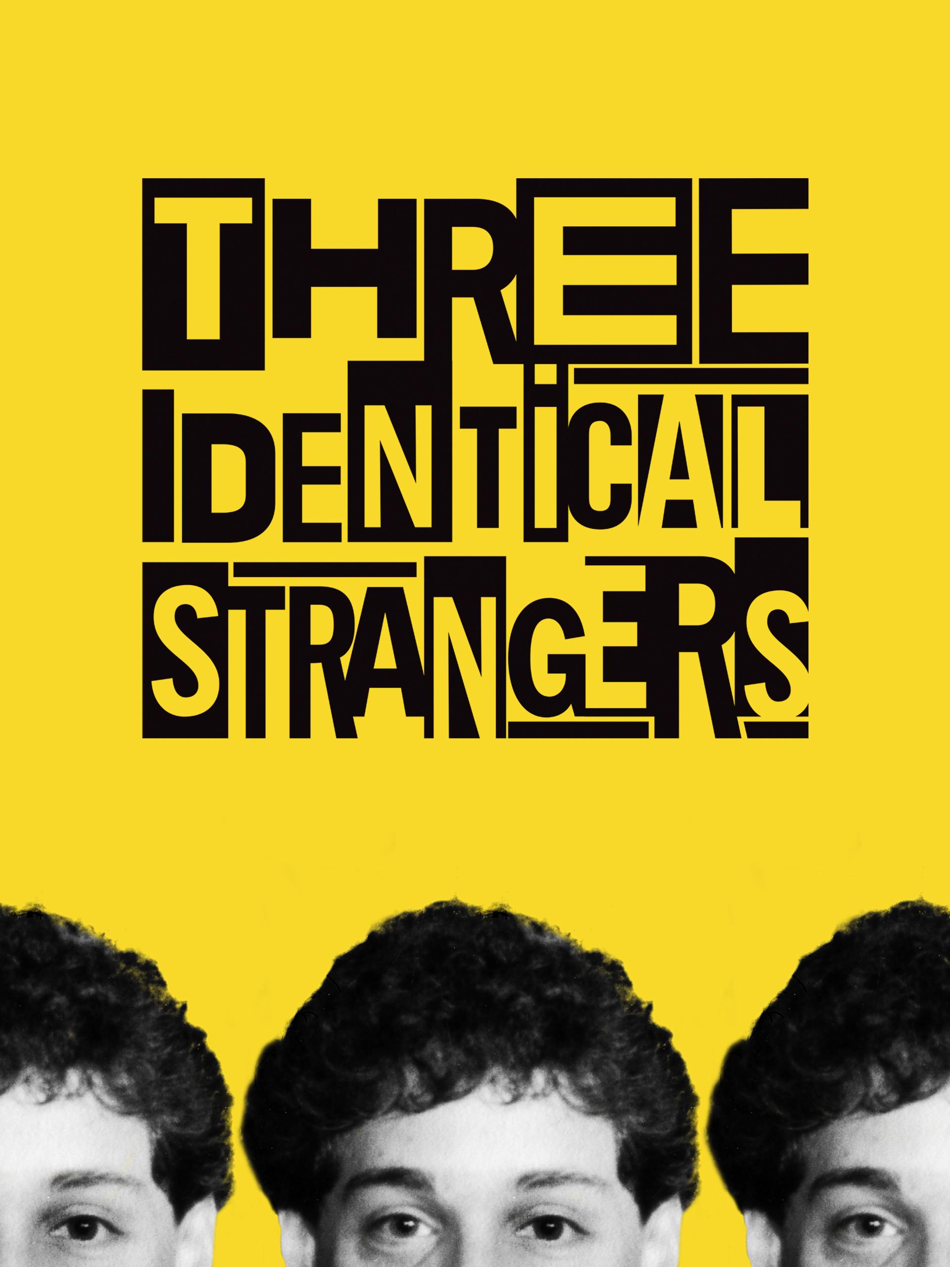 Film Dokumenter Three Identical Strangers